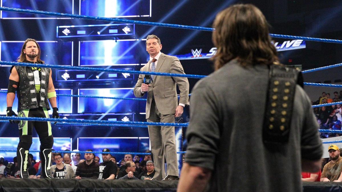 WWE SmackDown LIVE: 22.01.2019