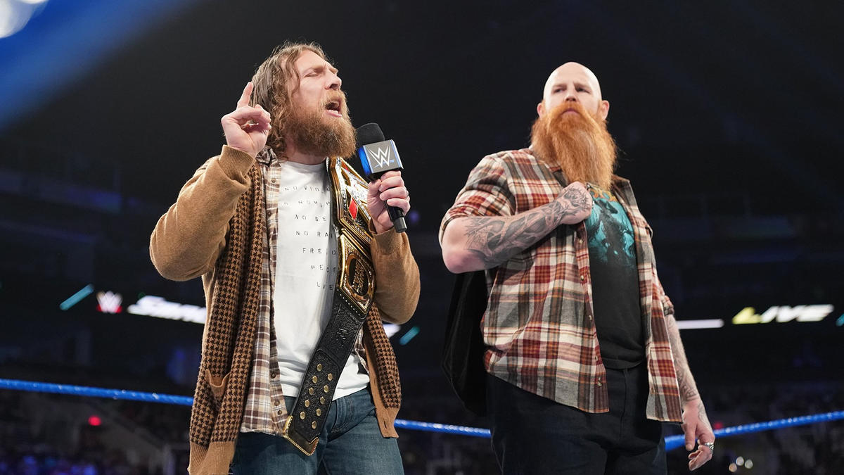 Bryan claims Rowan can see through the façade of AJ Styles and the WWE Universe.