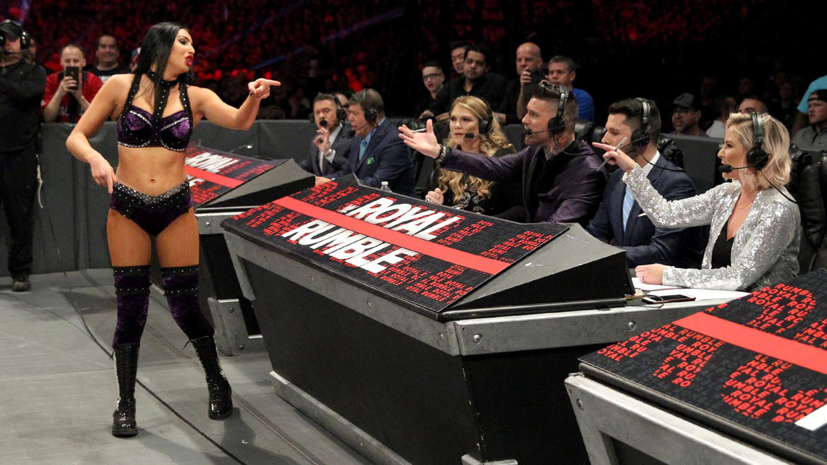 2019 Women's Royal Rumble Match: photos 1/58 Presented by WWE Photo 1/58 Presented by WWE Photo Related Galleries  211_RR_01272019ej_4792--44f17a7251bda9fa8046140b80bd1a07
