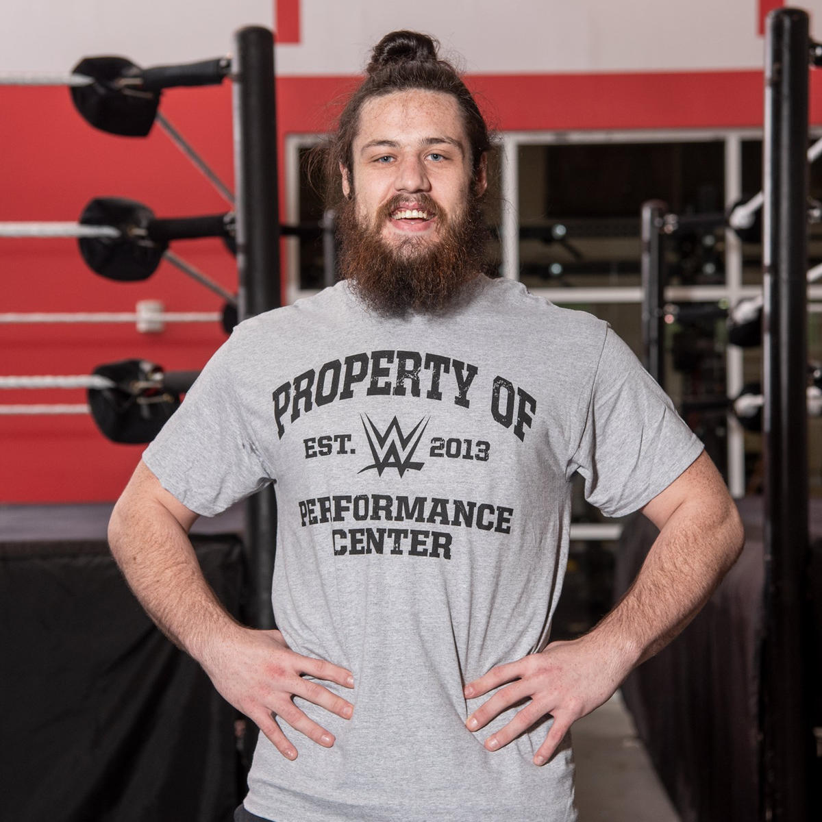 "Since breaking into the sport as a teenager, ""The Carolina Caveman"" Trevor Lee Caddell has competed throughout the United States, as well as Mexico, Canada, England and India."