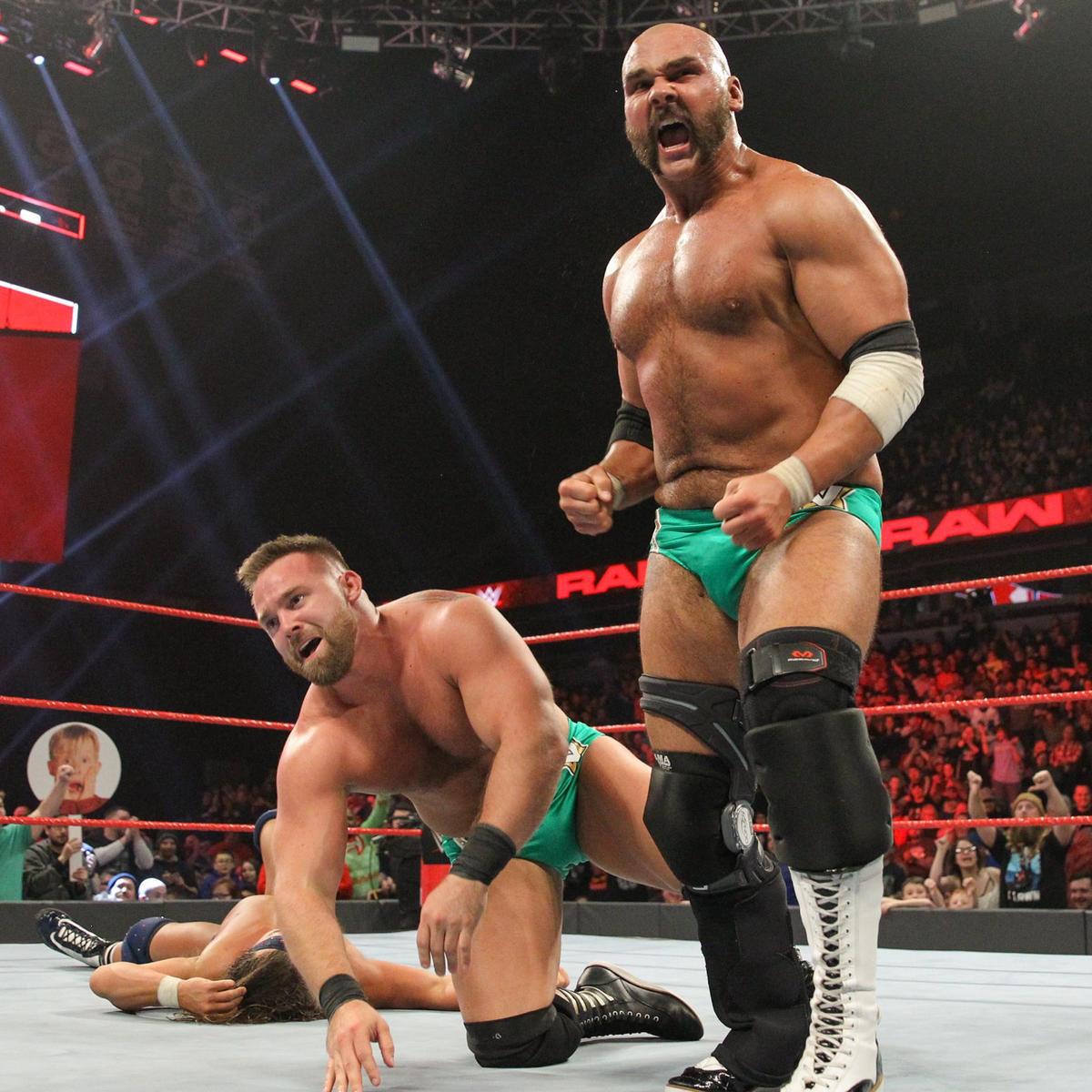 Dash & Dawson are the new Raw Tag Team Champions!
