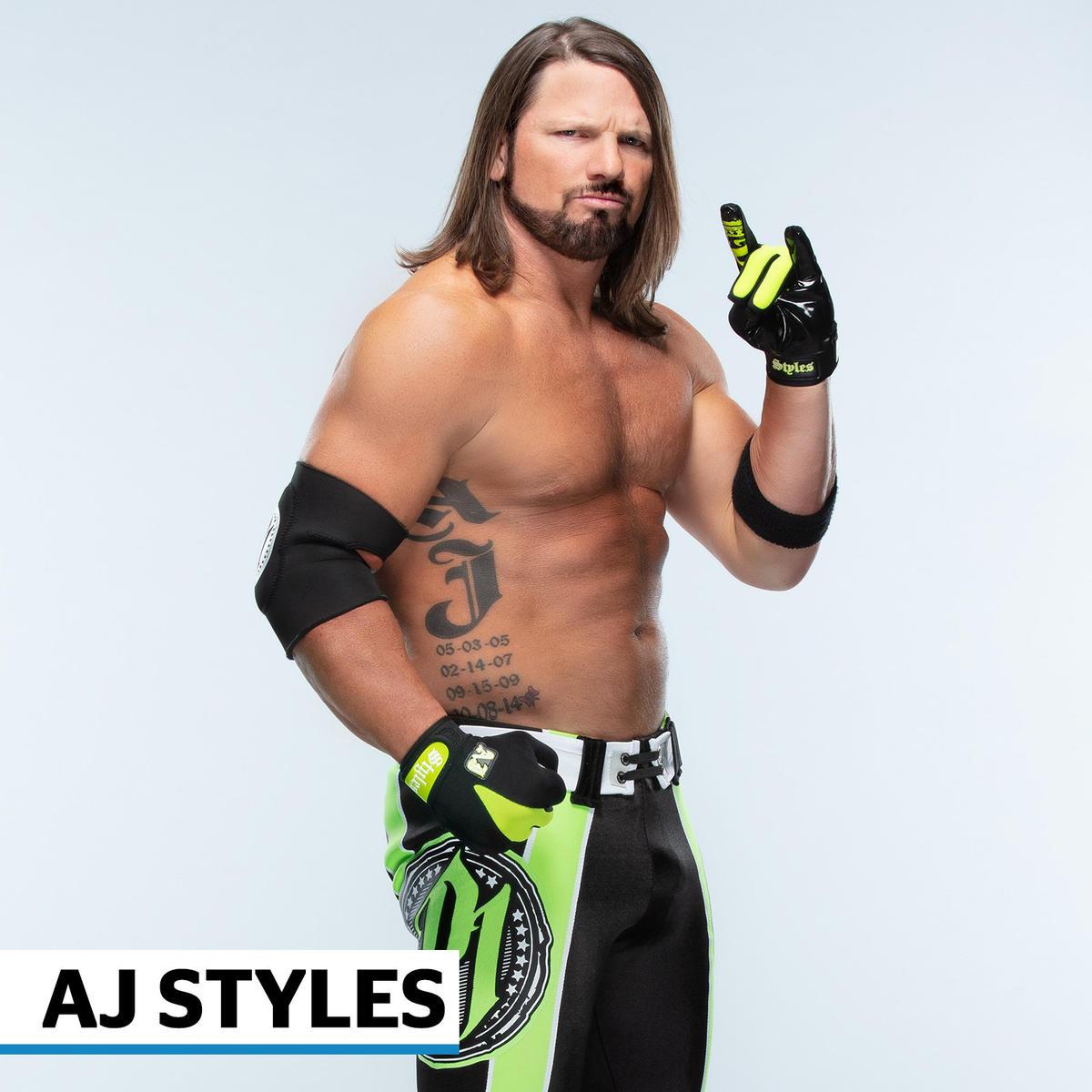 Coolest Superstar ring gear: photos | WWE