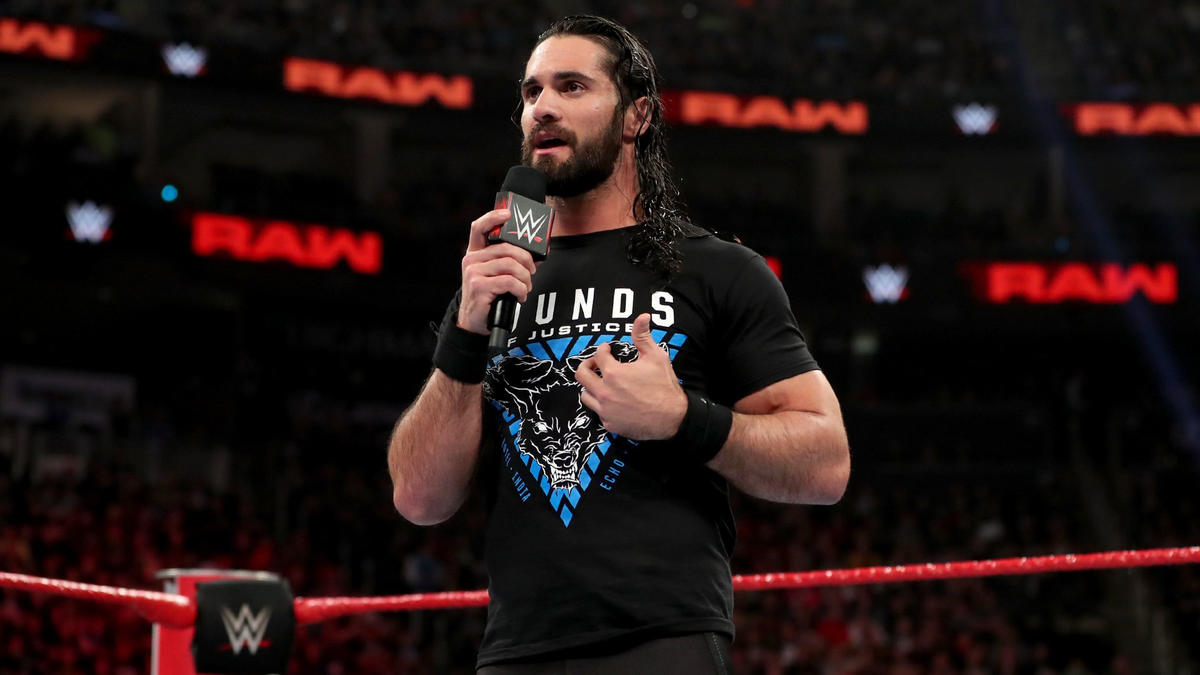 Rollins thinks Lesnar has a problem with guys who are Rollins' size and style, and he believes he's the one who's uniquely suited to beat Lesnar.