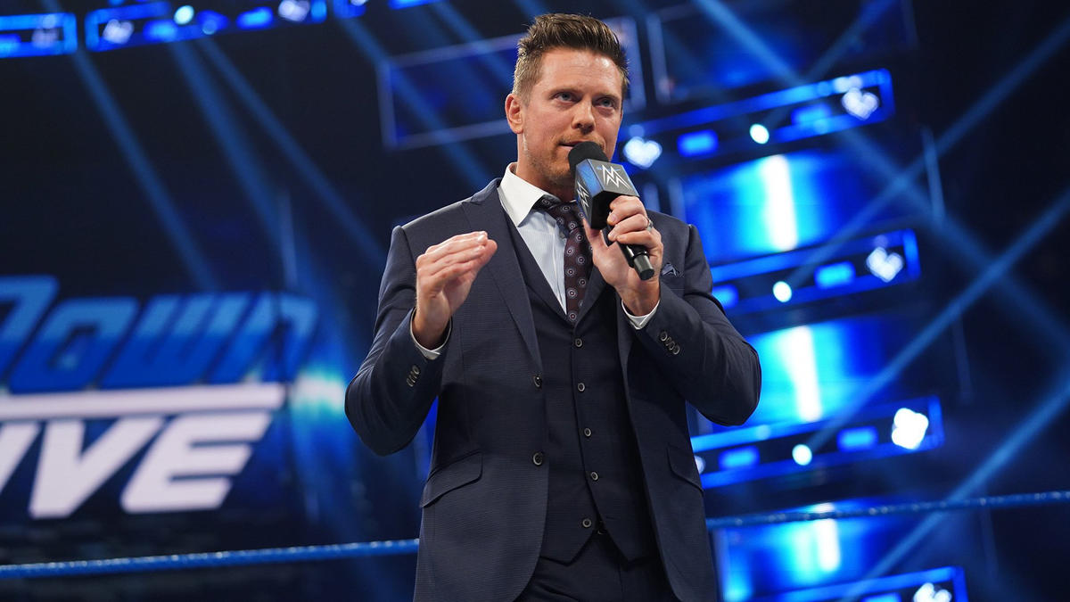 Miz wants to make sure that everyone all over the world sees him decimate Shane, and he wants the WWE Universe to see it up close and personal… in a Falls Count Anywhere Match!