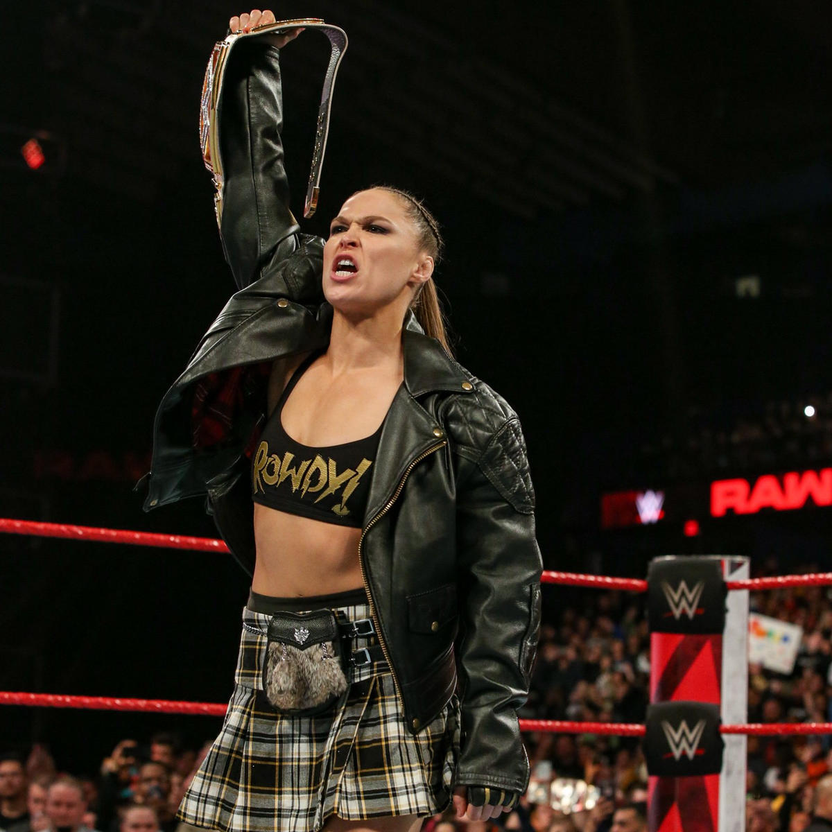 Ronda Rousey Returning To WWE; Gets New Tattoo 1