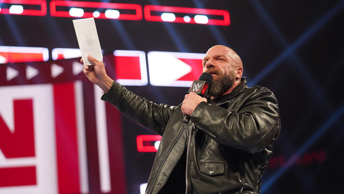 "Triple H mocks Batista for just figuring out that he put Evolution together for his own gain, and he reminds Batista of how he was a ""Deacon following D-Von Dudley around"" before Evolution, but he then became World Champion."