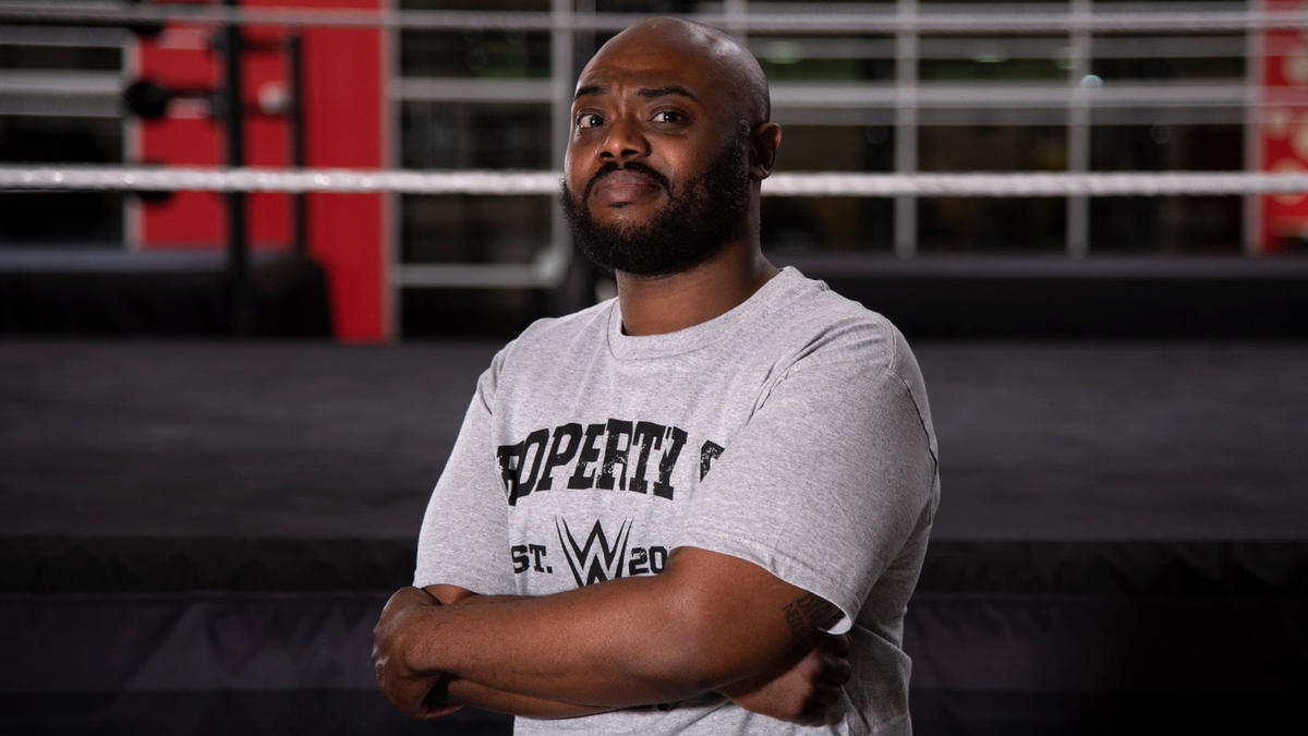 Stokely Hathaway earned a reputation as a cunning manager on the independent scene.