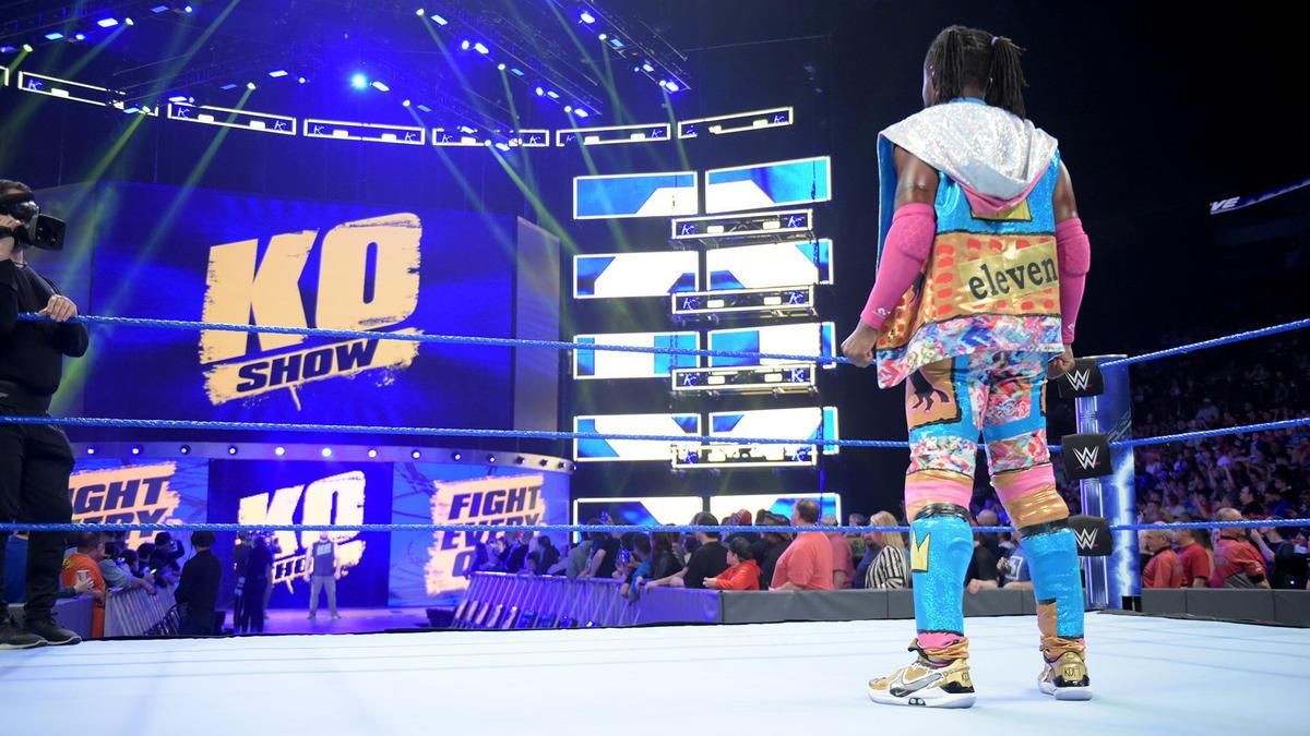 KO hits the scene!