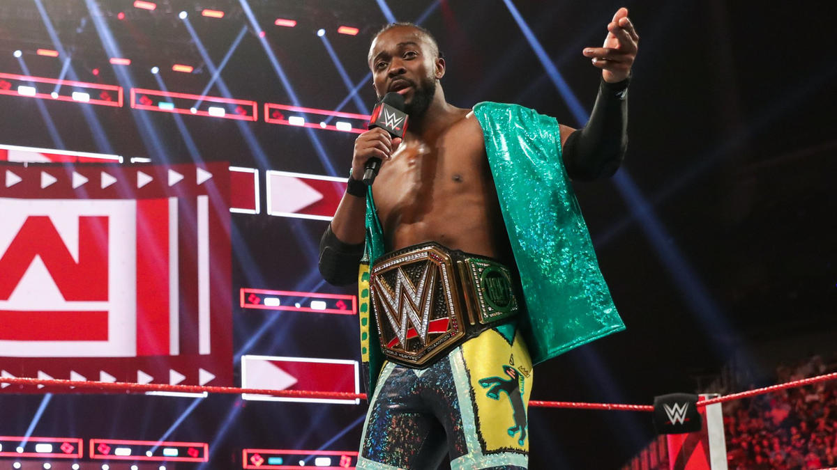 Kofi recalls Kevin Owens reinjuring Big E's knee on SmackDown and then being attacked by a returning Dolph Ziggler.