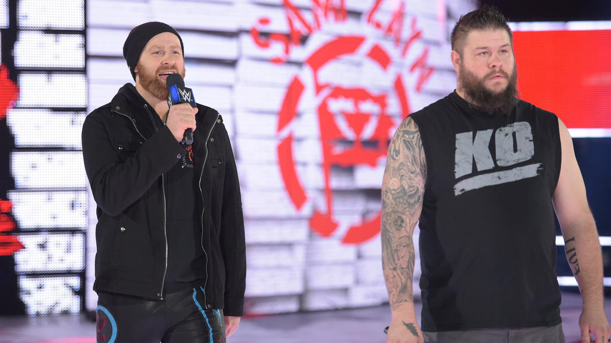 Sami Zayn joins KO and says it's nonsense that Big E gets a return because Zayn didn't get anything after returning from a nine-month absence.