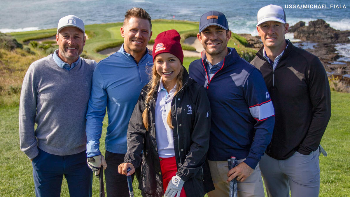 The Miz plays Pebble Beach: photos | WWE