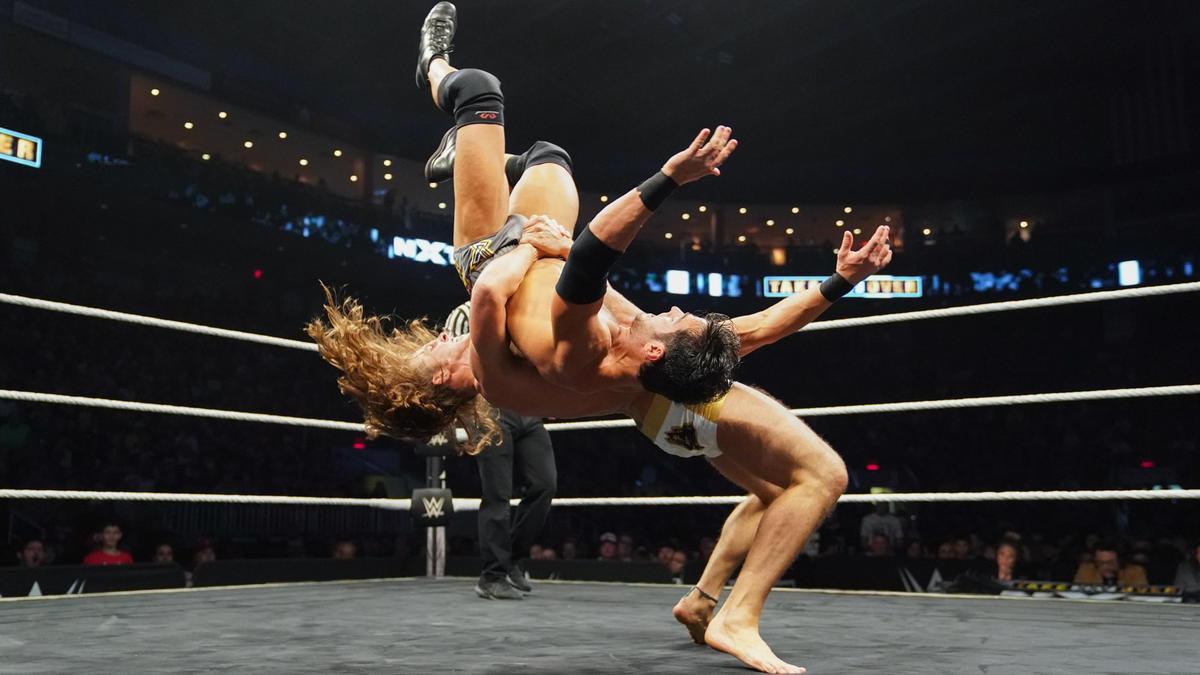 Matt Riddle vs  Roderick Strong: photos | WWE