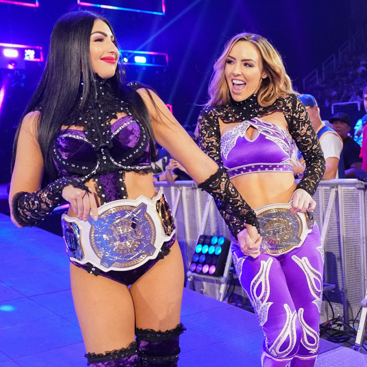 """The IIconics Break-Up In WWE Was """"The Worst Decision"""", Says Peyton Royce 143"""