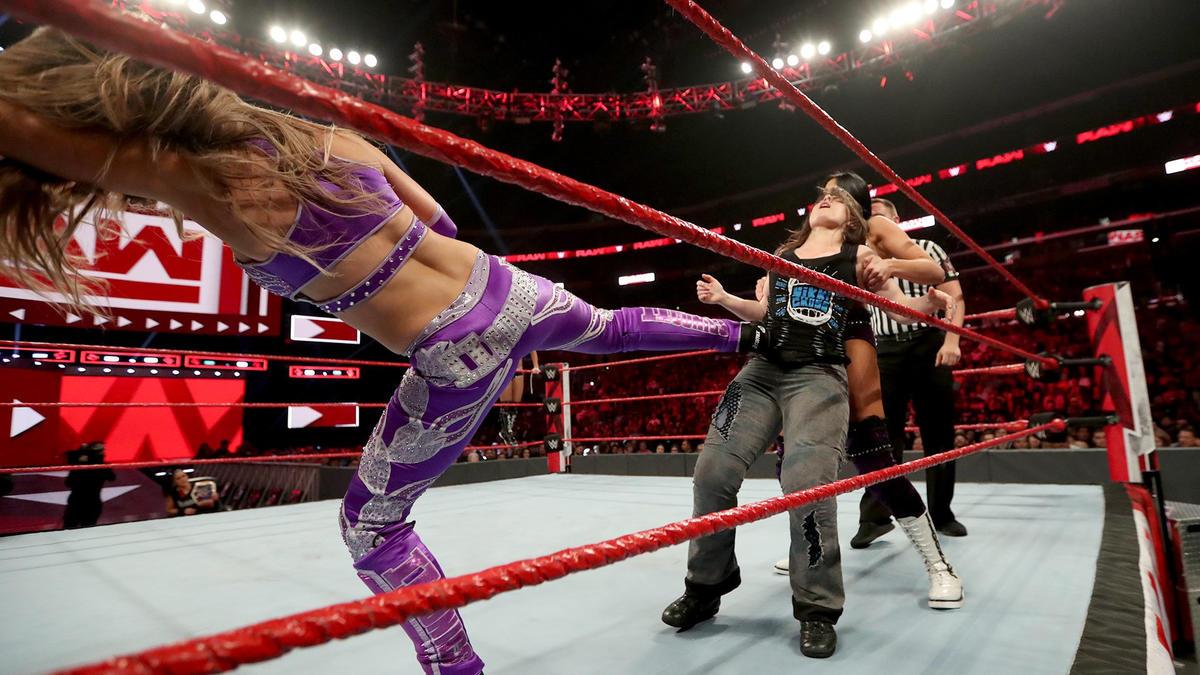 WWE Photo Raw
