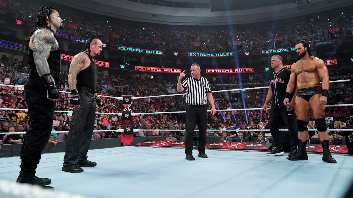WWE Extreme Rules Results: 7/14/19