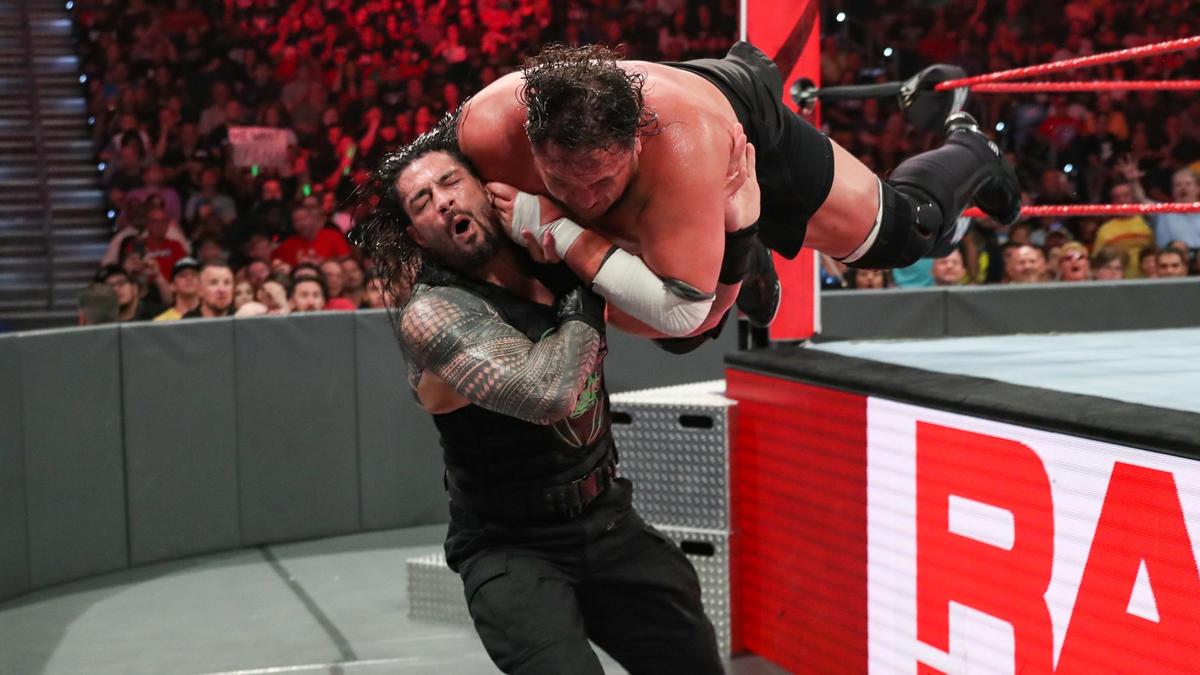 WWE Raw Results 7/22/19: Raw Reunion