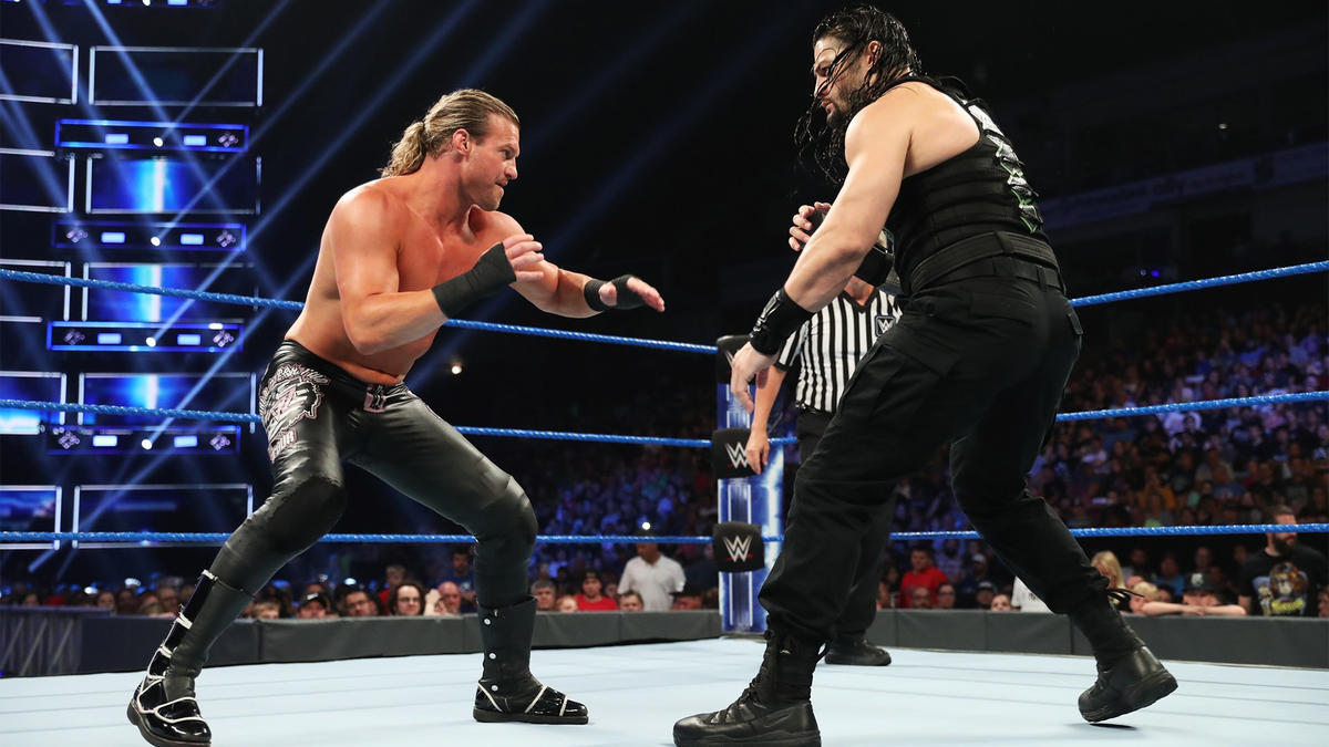 WWE Smackdown Live Results: 7/9/2019