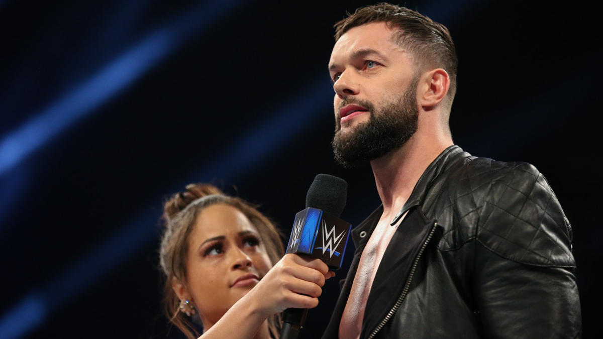 """Finn thinks Bray is """"more twisted and messed up than ever,"""" but he says he's stared down evil before, and he's challenging Wyatt to a match at SummerSlam."""