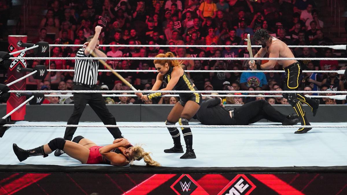 WWE Extreme Rules match