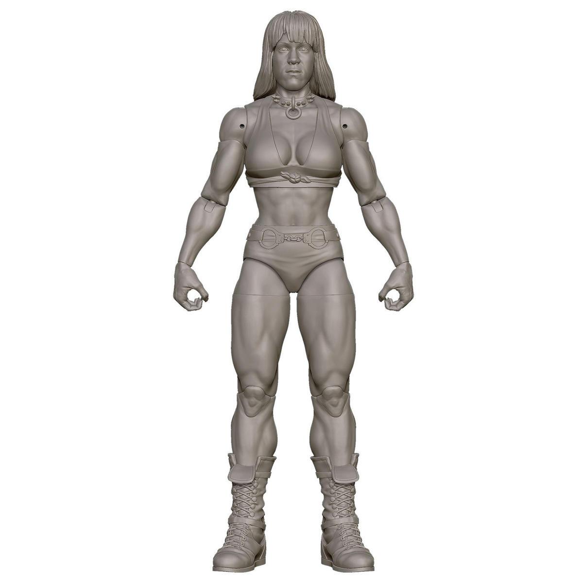 Mattel's San Diego Comic-Con International 2019 action figure