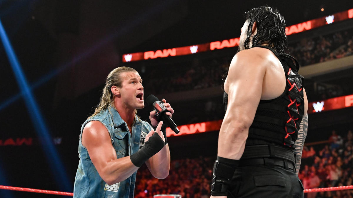 Ziggler says it should be him…