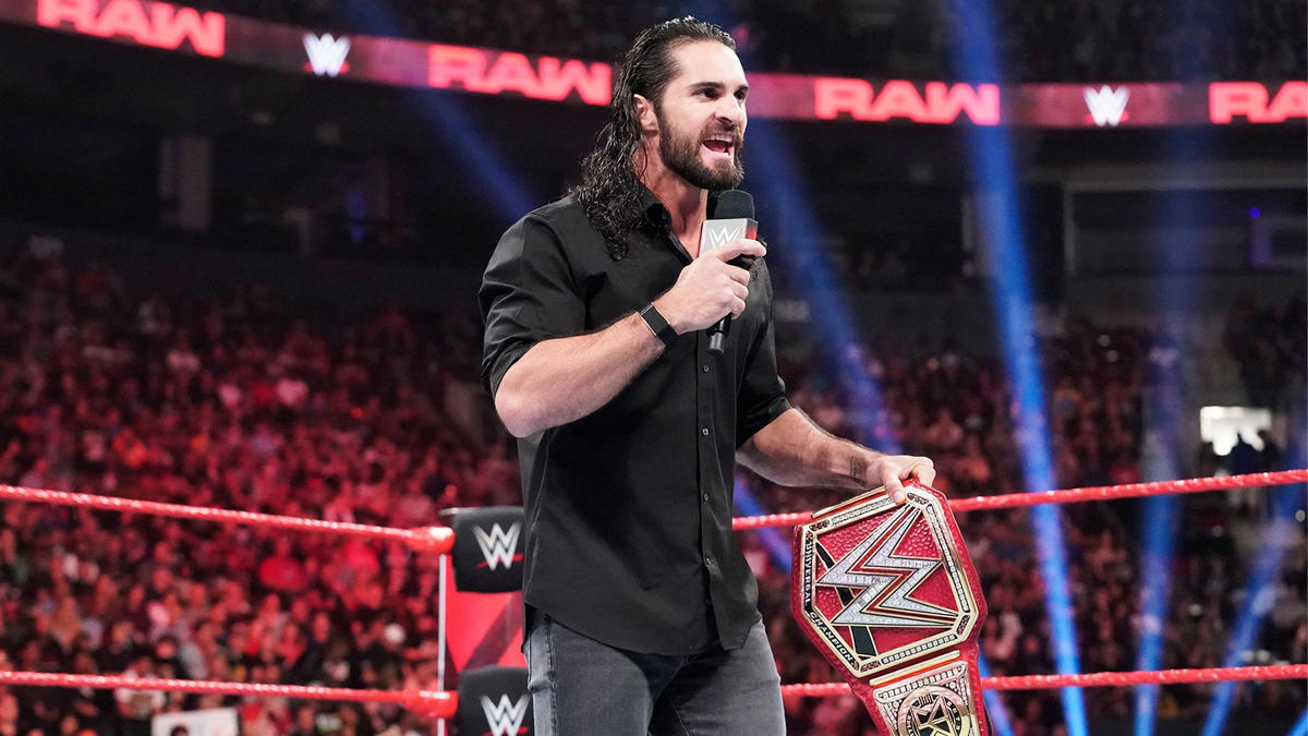 He says the WWE Universe came alive during his match and that they took him to a place that he has never been in his entire career.
