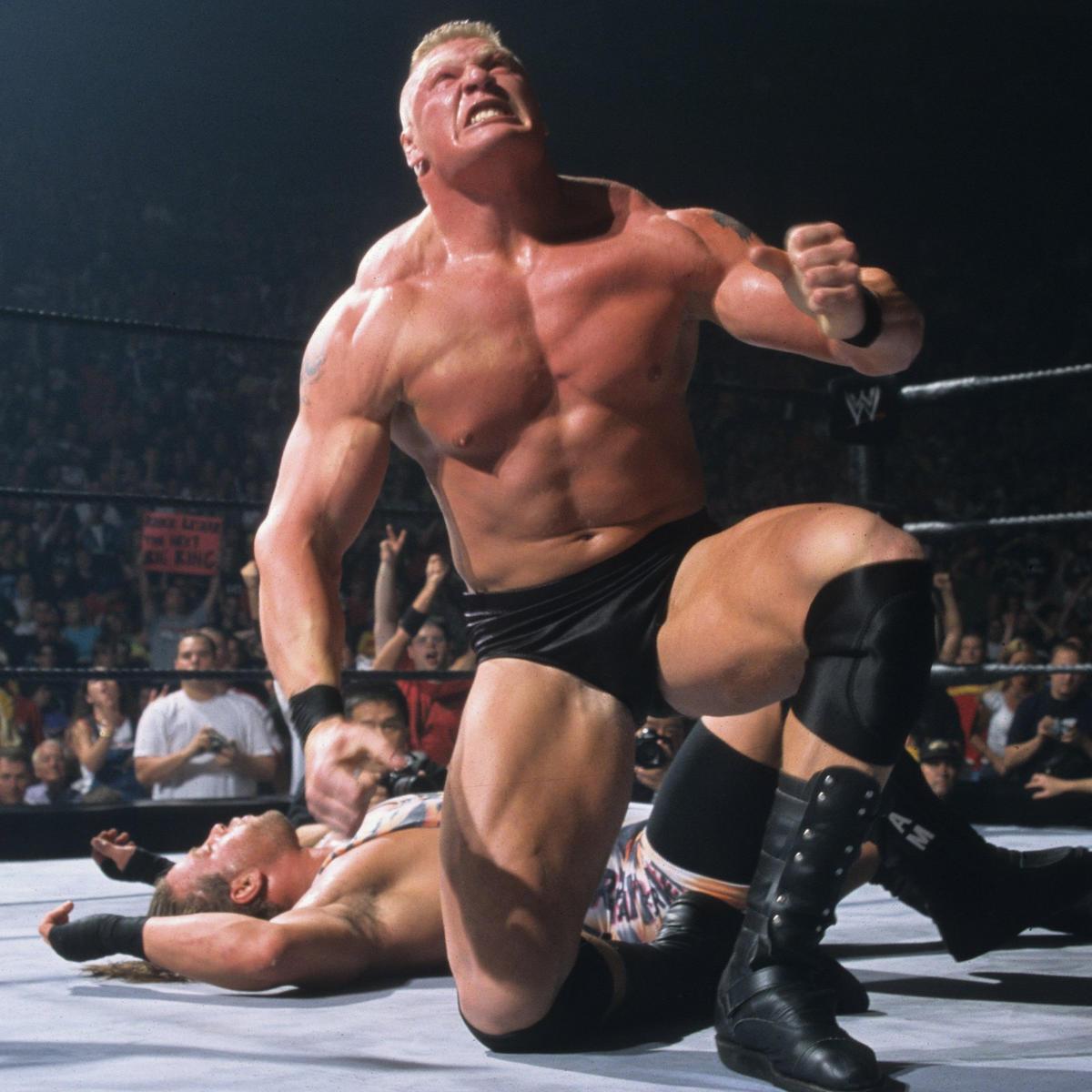 Brock Lesnar - 2002