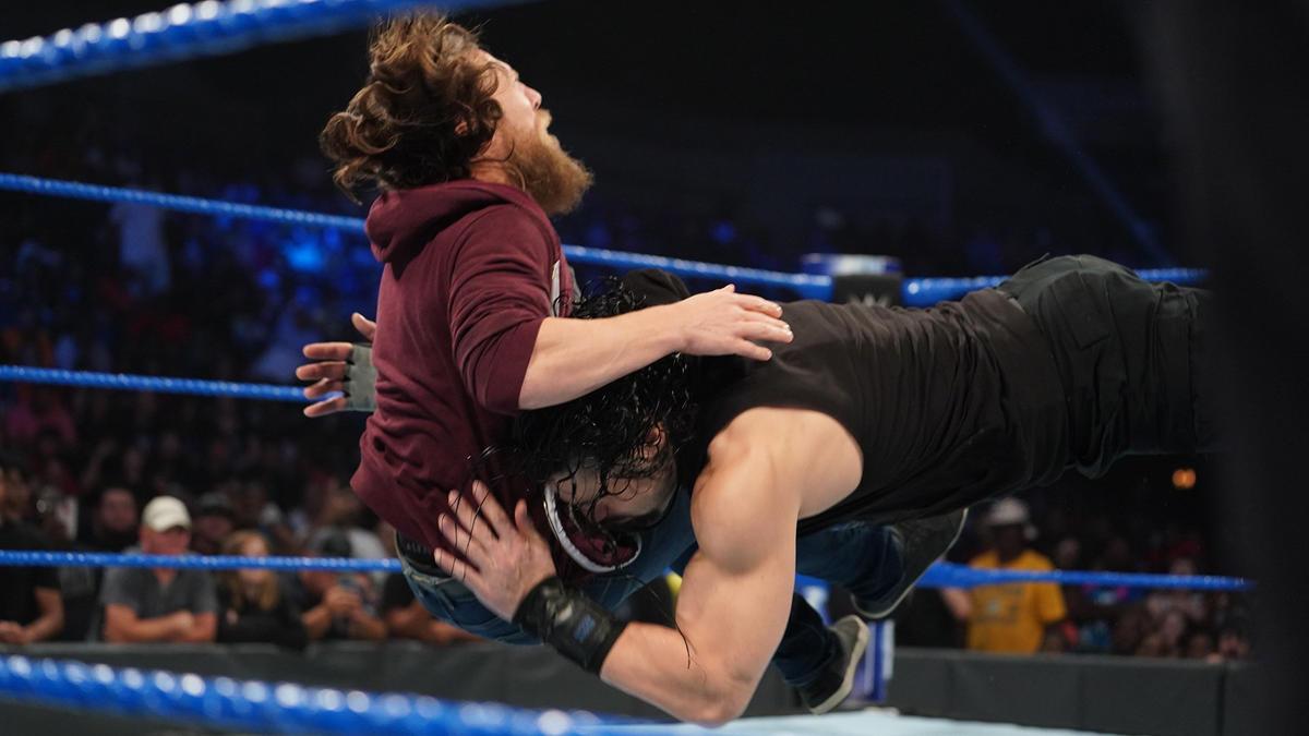 WWE SmackDown LIVE: 27.08.2019