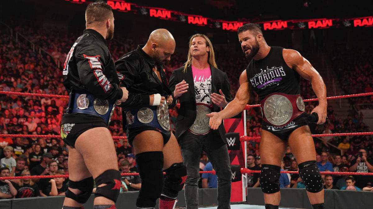 Image result for the revival and ziggler and roode