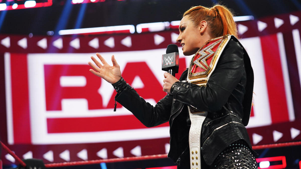 The Man wants to know what happened to Sasha because she recalls when Sasha was given main events in NXT and on the main roster, while Becky was struggling to get on TV.