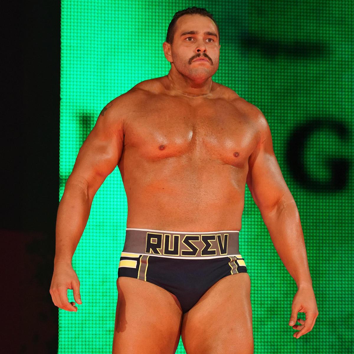 ... Rusev ?!