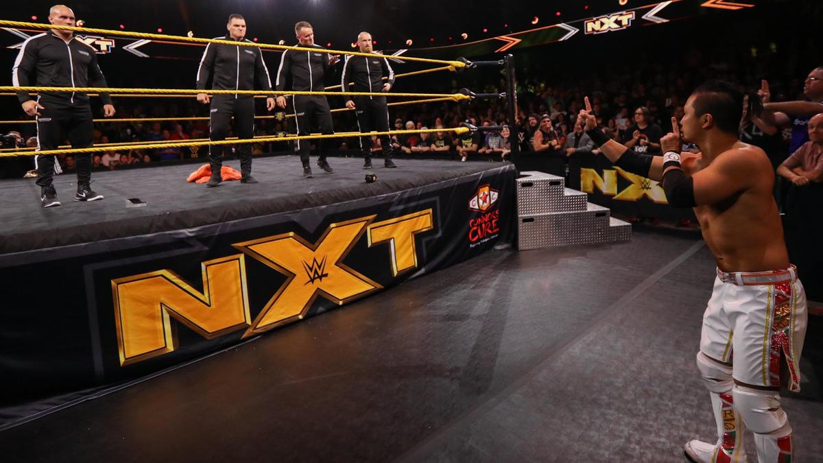 NXT Recap
