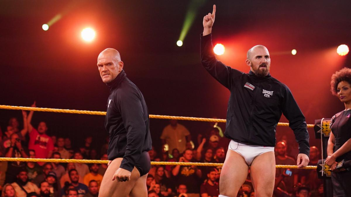 Oney Lorcan & Danny Burch vs. Imperium: photos | WWE