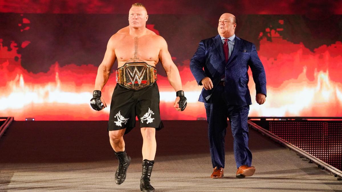 Brock Lesnar Losing WWE Summerslam Streak Due To Recent Absence 2