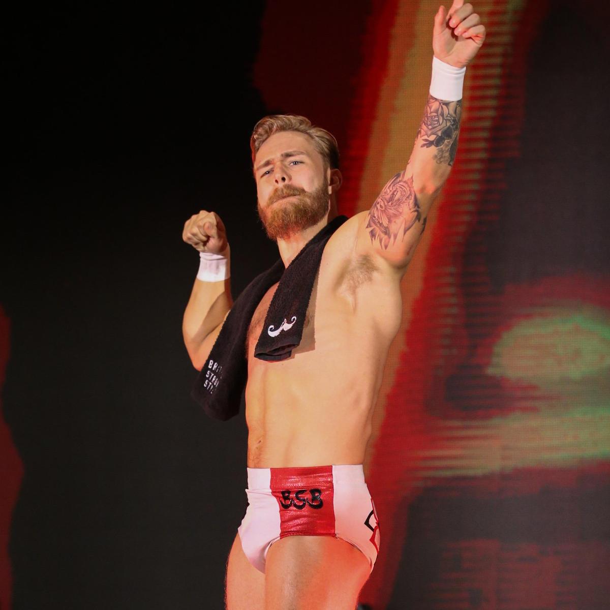 Tyler Bate vs. Cameron Grimes: photos | WWE