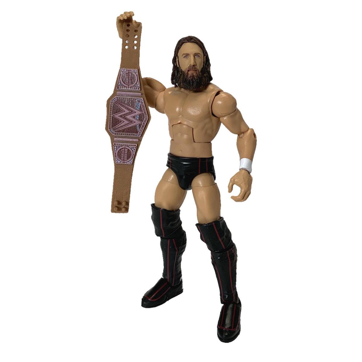 WWE Triple H Action Figure Basic Series 73 Mattel Toy New