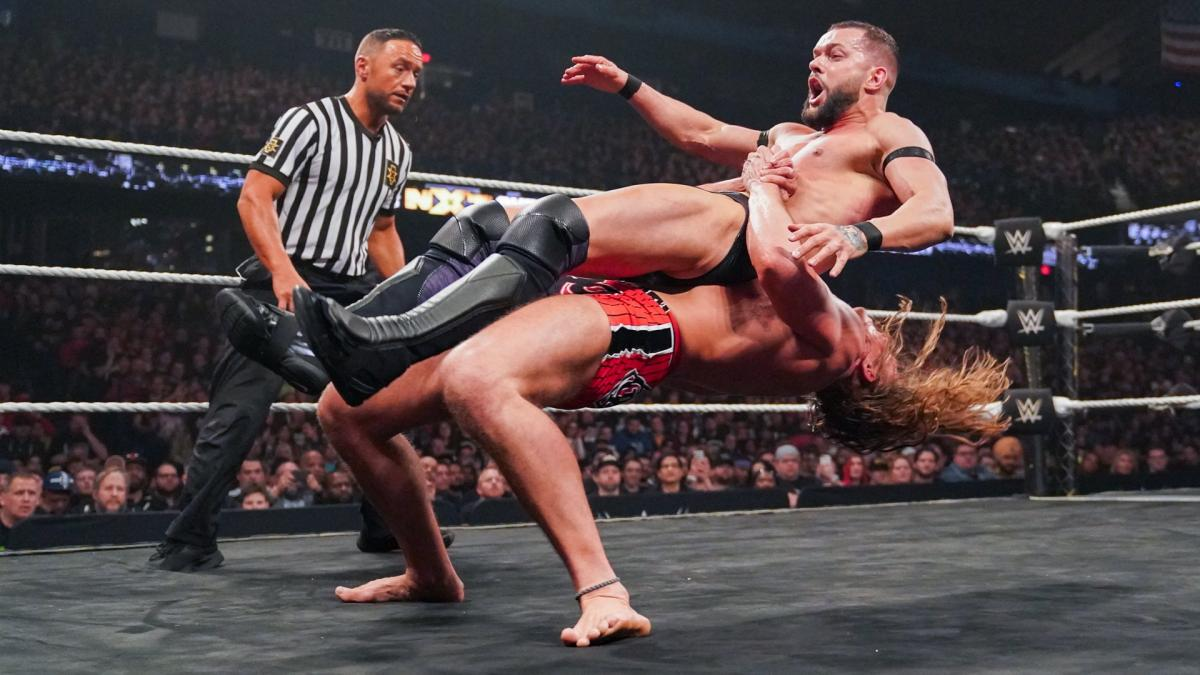 NXT Takeover War Games 2019