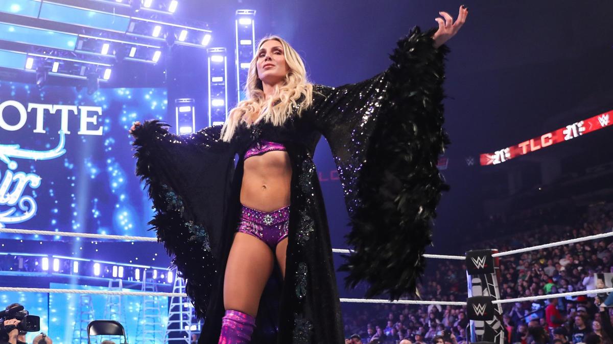 Spoiler on Charlotte Flair's Return At WWE TLC 2020 2