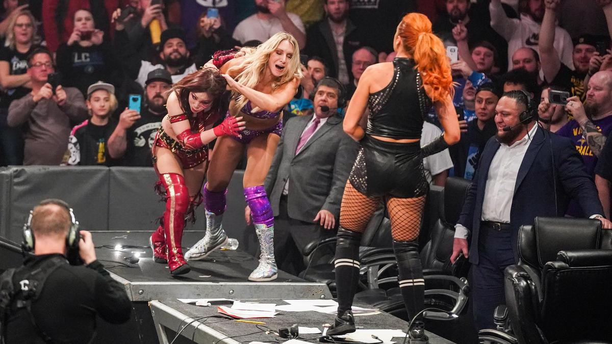 Spoiler on Charlotte Flair's Return At WWE TLC 2020 1
