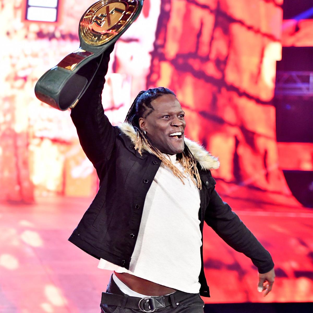Foto della WWE