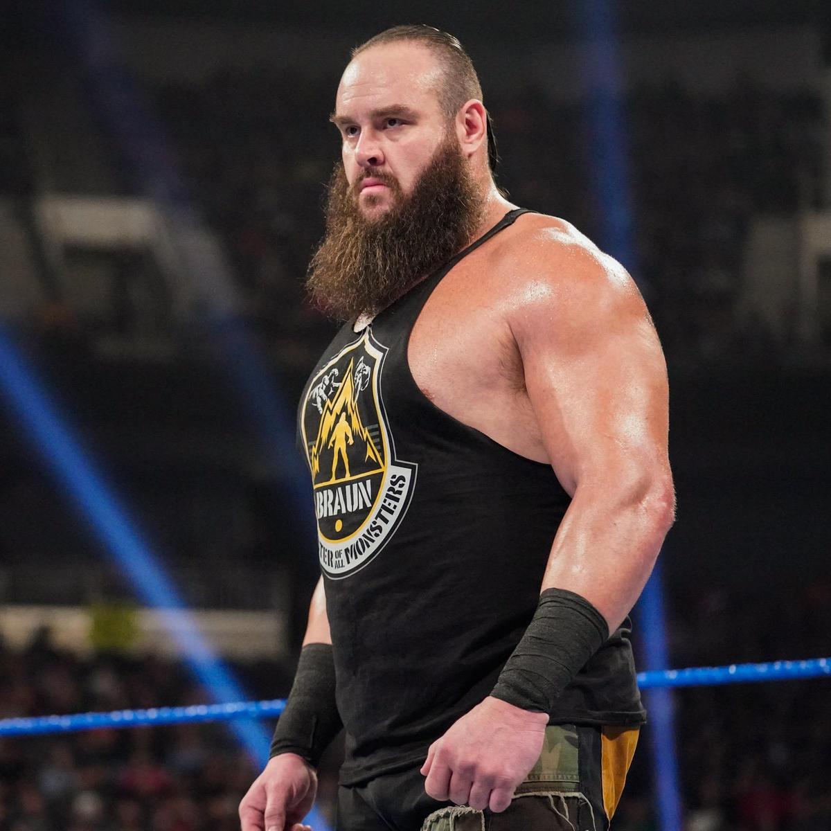 Braun Strowman vs. Shinsuke Nakamura: photos | WWE