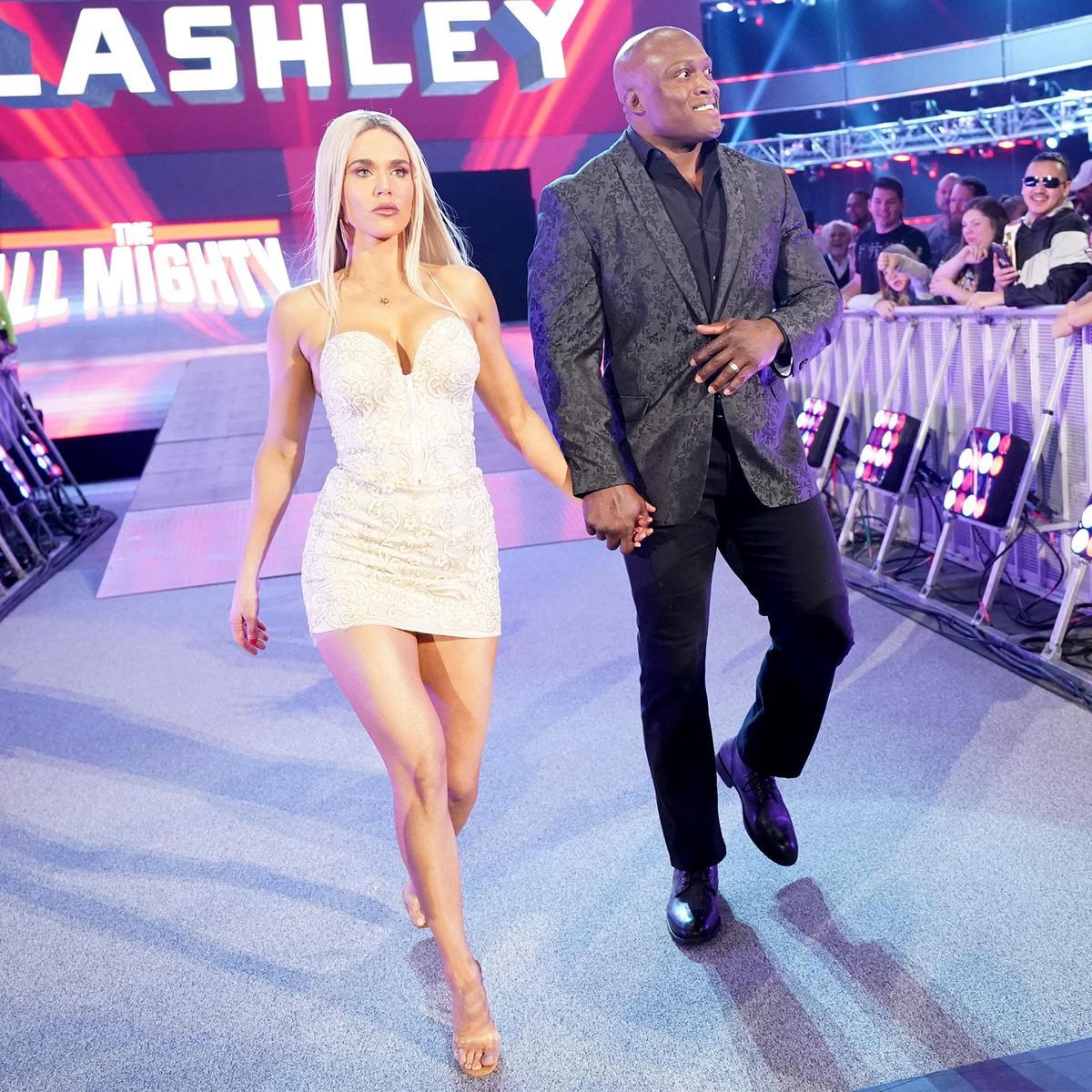 Bobby Lashley Thinks WWE Angle With Lana Made Him Versatile Performer 2