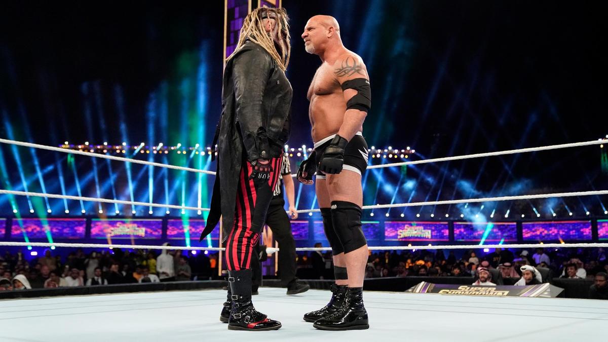 Bray Wyatt Sends A Forgiveness Message To WWE Legend Goldberg 52