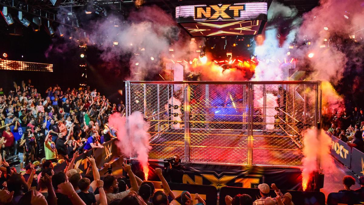 NXT tem três estrelas lesionadas após as duas Steel Cage Match