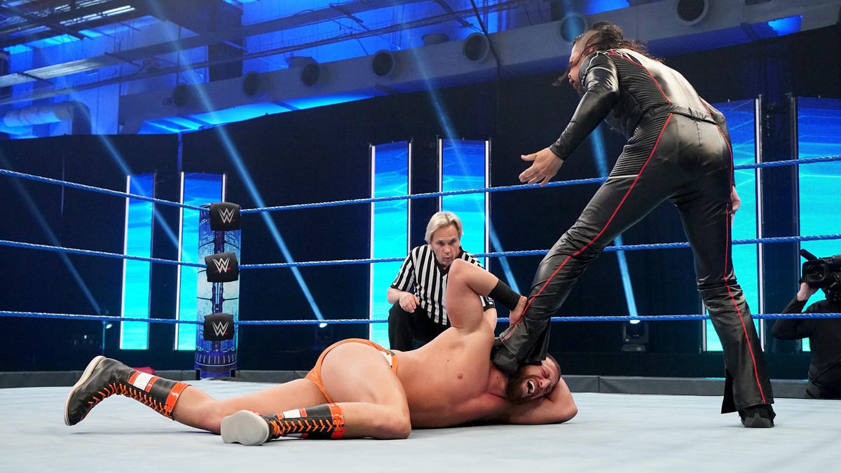 WWE Smackdown Results (27/03/20): New Day vs Usos; Alexa Bliss vs Asuka 2