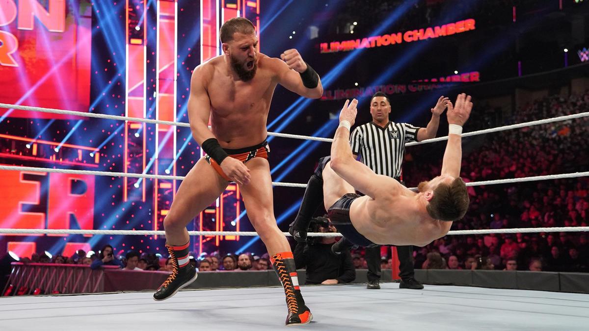 Drew Gulak não renovou contrato com a WWE