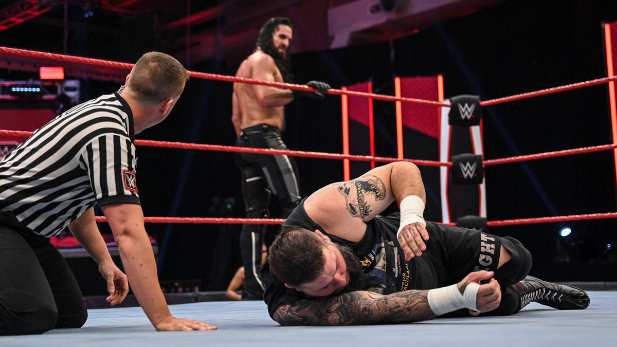 WWE Raw Results (30/03/20): The Undertaker, Edge, Brock Lesnar Appear 3