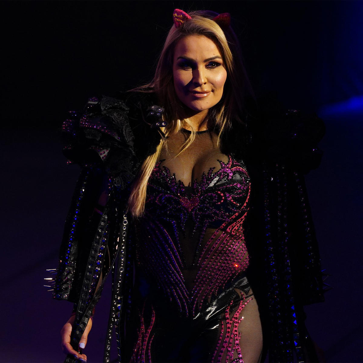 Photos: Raw Superstar Natalya Is The 'Best Women's Coach' In WWE 2