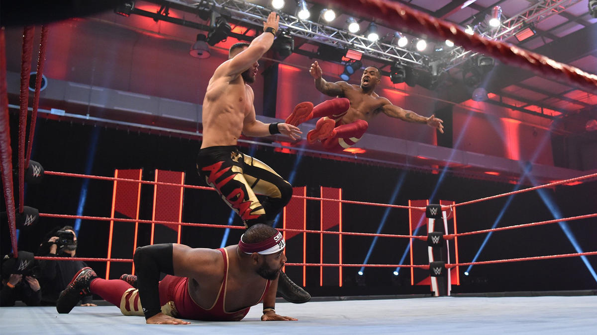 WWE Raw results (06/04/20): Drew McIntyre-Big Show, Post-Wrestlemania 36 Episode 2