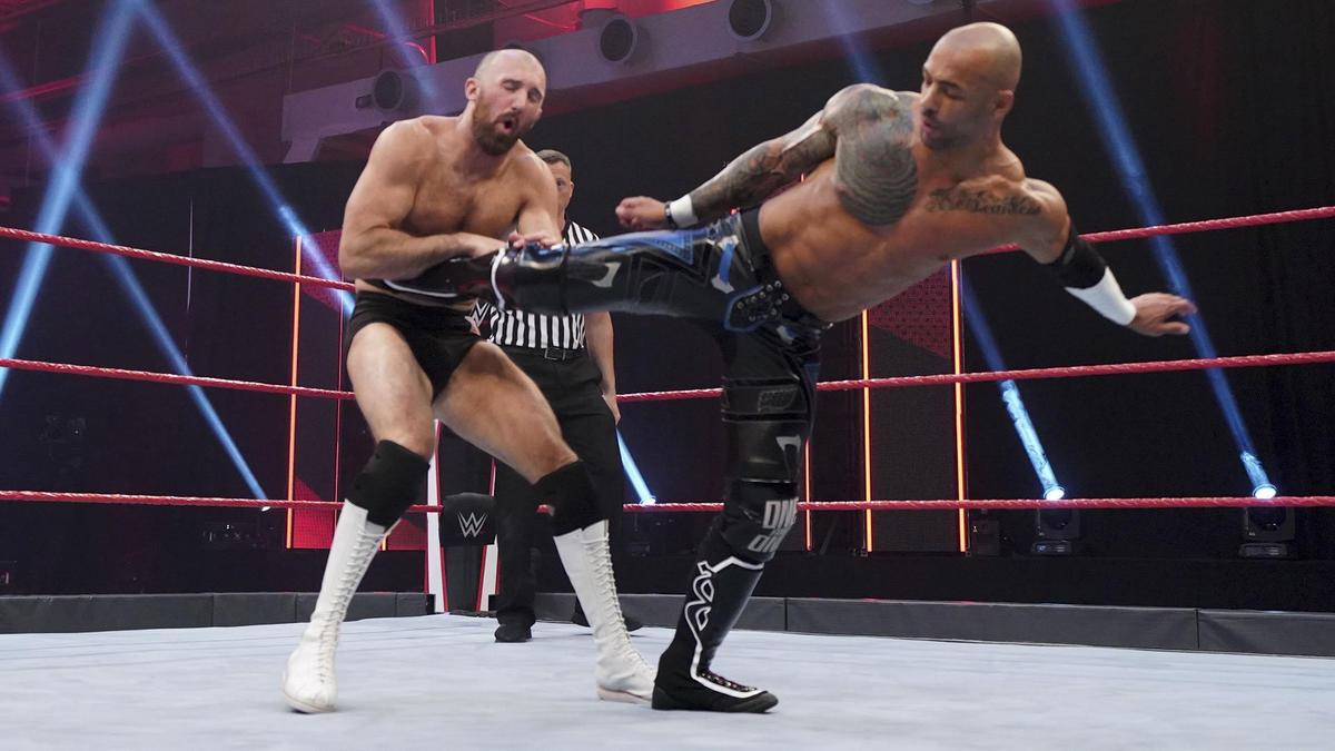 WWE Raw results (06/04/20): Drew McIntyre-Big Show, Post-Wrestlemania 36 Episode 3